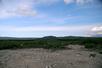 摩周湖 硫黄山